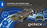 Cheapest Gioteck PS4 Controller Power Skin  Camo on PlayStation 4