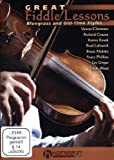 echange, troc Great Fiddle Lessons: Bluegrass & Old Time Style [Import anglais]