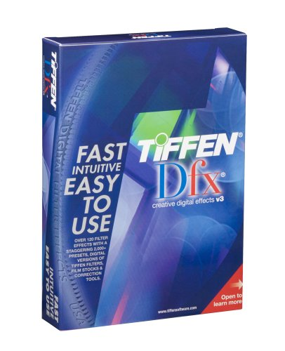 Tiffen DFX V3 Plug-in (Photoshop-Lightroom-Aperture) DFXPCSV3
