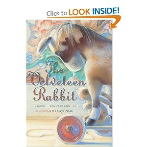 Click to buy The Velveteen Rabbit from Amazon!