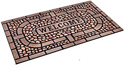 matzONE Premiere Pebble Welcome Doormat 45x75 cms