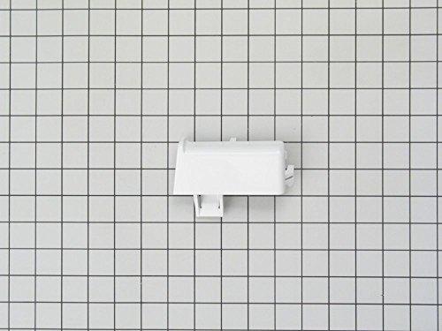 WR2X9295 Kenmore Refrigerator Door Shelf End Cap, Left Side (Kenmore Refrigerator Cap compare prices)