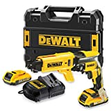 51IybNOwUTL. SL160  - BEST BUY #1 Dewalt 18V Collated Drywall Cordless Brushless Screwdriver