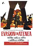 Escape to Athena Poster Movie Spanish B 11 x 17 In - 28cm x 44cm Roger Moore Telly Savalas David Niven Claudia Cardinale Richard Roundtree Stefanie Powers