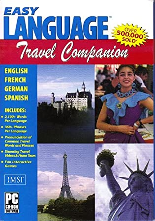 Easy Language Travel Companion
