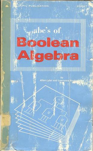 abc's of Boolean Algebra