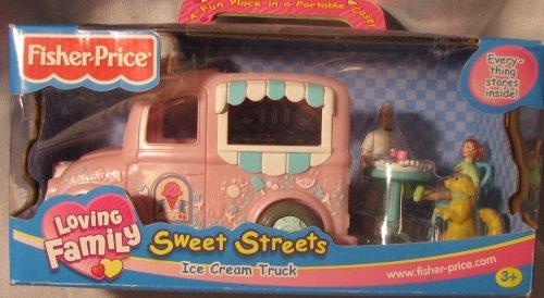 Sweet Streets Ice Cream Truck (Fisher Price Ice Cream Truck compare prices)