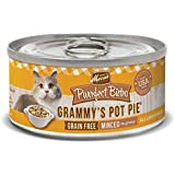Merrick 5.5 oz Purrfect Bistro Grammy's Pot Pie Canned Cat Food, 24 count case