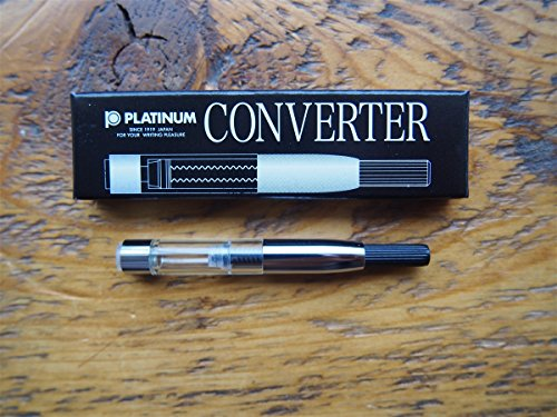 Platinum Converter Silver