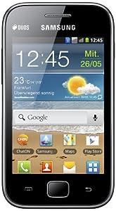 Samsung Galaxy Ace Duos S6802 metallic-black sim-free, unbranded