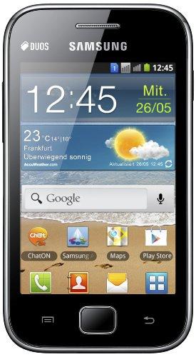Samsung Galaxy Ace Duos S6802 metallic-black sim-free Black Friday & Cyber Monday 2014