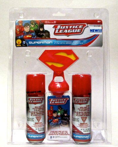 Justice League Superman Streamer Action Kit