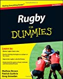 img - for Rugby For Dummies book / textbook / text book