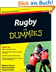 Rugby for Dummies (For Dummies (Lifes...