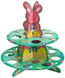Wilton Easter Fuzzy Bunny Egg & Treat Stand
