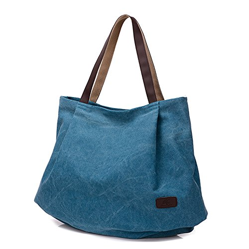 byd-damen-large-schule-bag-tote-bag-shopper-handtaschen-canvas-bag-reine-farbe-handtaschen