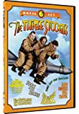 The Three Stooges 6-Movie Set (Go Around the World in a Daze / Rockin' in the Rockies / Time Out for Rhythm / The Outlaws is Coming! / Three Stooges Hercules / Have Rocket, Will Travel)
