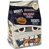 Hershey's Halloween Snack Size Assortment, 125-Count Bag
