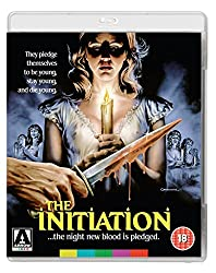 The Initiation Dual Format [Blu-ray]