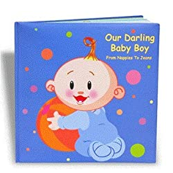 BABY RECORD BOOK (BOY)