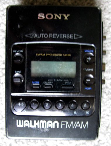 Sony Walkman WM-F2081 Radio Cassette Player
