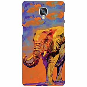 OnePlus 3 Printed Mobile Back Cover