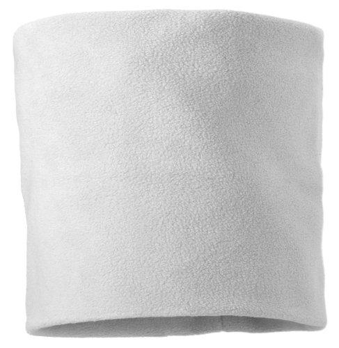 Screamer Fleece Neck Gaiter, Winter White, One Size