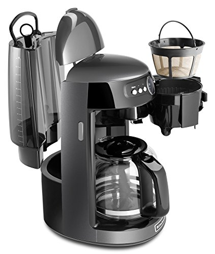 Kitchenaid Coffee Maker New : NEW KitchenAid KCM1402QG 14 Cup Glass Carafe Coffee Maker Liquid Graphite