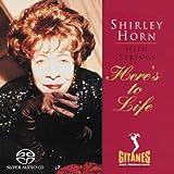 echange, troc Shirley Horn - Here's To Life (Verve Originals Serie)