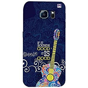 Good It Is Good - Mobile Back Case Cover For Samsung Galaxy S6 Edge Plus