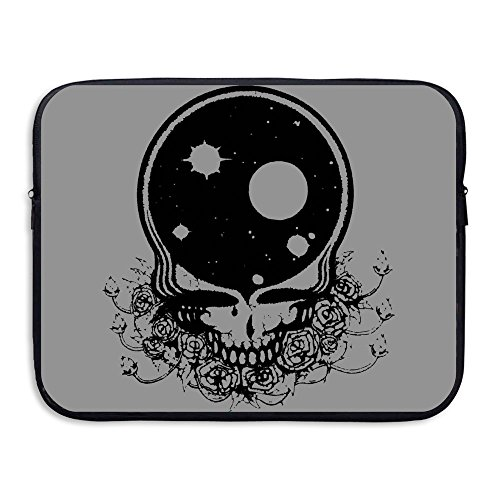 Custom Novelty Grateful Dead Anti-shock Notebook Zipper Cover Bag 15 Inch (Anti Ticket compare prices)