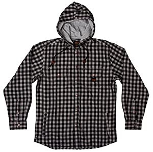 Troy Lee Designs Hoody Ranger Black/Gray XXL