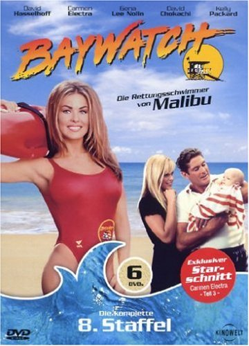 Baywatch - Die komplette 8. Staffel (6 DVDs)
