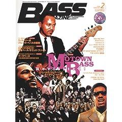 ベース・マガジン (BASS MAGAZINE)/ウィル・リー流/グルーヴ・ベースの極意(付録CD対応)2009年 2月号
