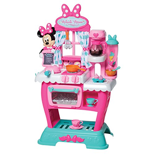 Minnie Happy Helpers Brunch Cafe Toy, Multicolor