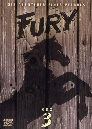 Fury - Box 3 [4 DVDs]