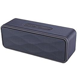 Bekhic 3DV9 3D Hi-Fi Bass Wireless Portable Bluetooth 4.0 Speaker Stereo