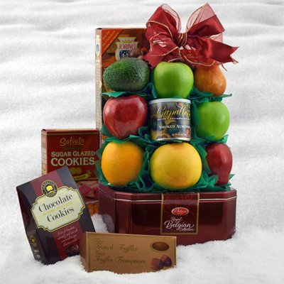 A Day To Remember Classic Snack Gift Basket
