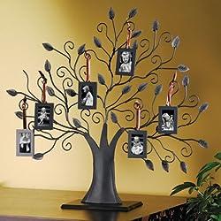 Bronze family tree by Phillip Whitney