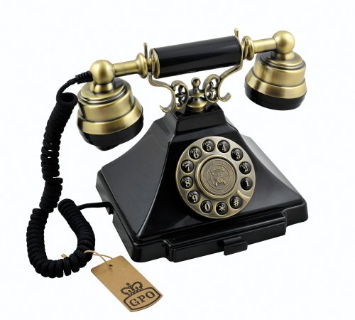 Classic GPO Duke Telephone with push button dial images