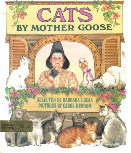Cats by Mother Goose, Barbara Lucas