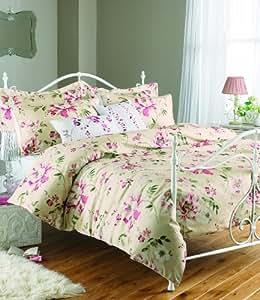 Curtina Aurora Parure de lit Super King Rose