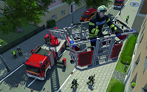 Emergency Call 112 - The Fire Fighting Simulation  screenshot