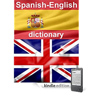 Kindle English-Spanish Dictionary