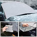 MAGNETIC CAR WINDSCREEN ANIT-FROST IC...