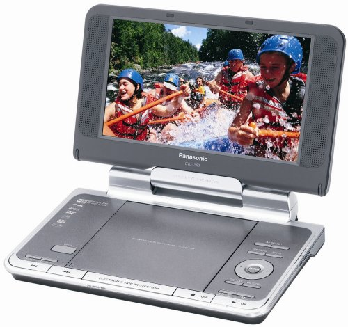 Car Seat Dvd Player front-1076259