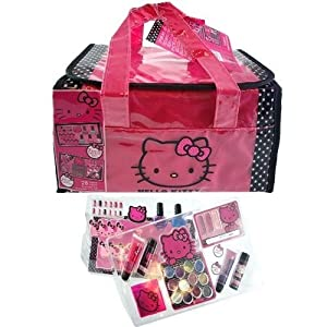 Hello Kitty Cosmetic Set