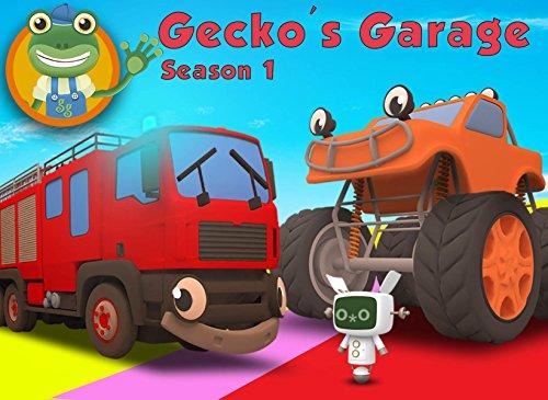Gecko's Garage Season 1 - Season 1