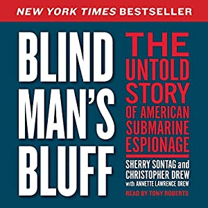 Blind Man's Bluff Audiobook