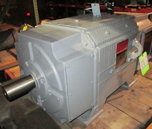 Rebuilt Reliance Electric Dc Motor 125 Hp Bb409Atz 1150/1675 Rpm Type Tr